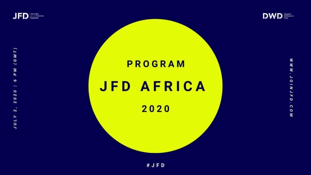 Program JFD Africa 1