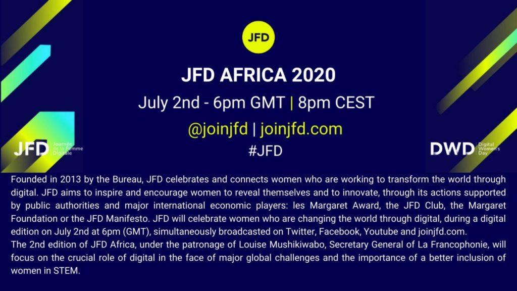 Program JFD Africa 2
