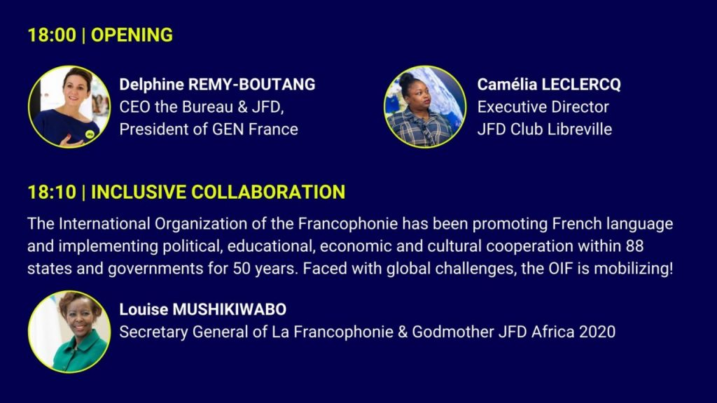 Program JFD Africa 3