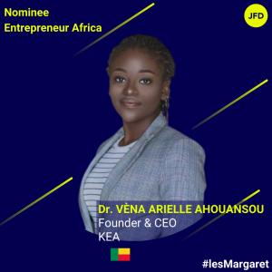 Dr Vena Arielle Ahouansou